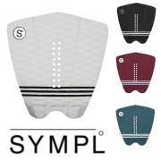 SYMPL サーフィン デッキパッド [No.3] トラクション SURF TRACTION サーフィン用品
