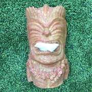 TIKI Tissue Stand Big Tiki ティッシュスタンド RH-372/インテリア小物・雑貨 サーフィン