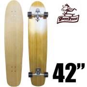 ウッディプレス スケートボード WOODY PRESS 42インチ TH2コンプリート/スタンダードタイプ