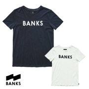 BANKS バンクス クラシック 半袖Tシャツ ATS0132/メンズウェア トップス 男性用