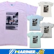 白浜マリーナオリジナル 白浜Tシャツ SURF CITY/トップス ユニセックス サーフィン