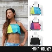 MAKA-HOU レディースブラトップ Bra Top 13W02/71S/UVカット 紫外線対策 女性用