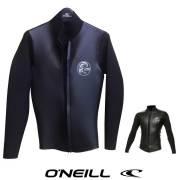 O'NEILL オニール メンズウェットスーツ 2/1.5mm ONEILL SUPER LITE CLASSIC フロントジップ LSジャケット  WF2590J