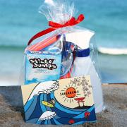 サーフワックス ギフト 5点 セット スティッキーバンプス デキャント リムーバー wax sticky bumps Decant サーフィン