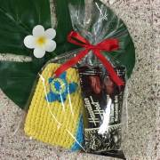 ホワイトデーギフトアソートセット ホヌポーチ&マカデミアナッツチョコレート