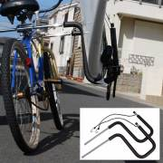 CAP 自転車専用 サーフボードキャリア本体  ★単品★ 2本積み用 /サーフボードラック サーフィン