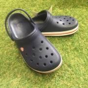 crocs クロックス Crocband Clog クロックバンドクロッグ ネイビー/メンズ レディース シューズ 靴/ユニセックス 正規品