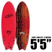 【送料無料】ソフトサーフボード CATCH SURF ODYSEA × LOST RNF 5'5/キャッチサーフ オーディーシー ロスト ショートボード フィッシュ