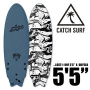 ソフトサーフボード CATCH SURF ODYSEA × LOST RNF 5'5