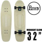 PennySkateboardsHYBRIDCRUISERMIDNIGHTGLOW32inchペニースケートボードハイブリッドクルーザーミッドナイトグロー