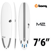 TORQ SurfBoard トルク サーフボード TEC M2 7'6