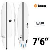 TORQ SurfBoard トルク サーフボード TEC M2 7'6/ファンボード