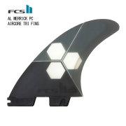 FCS2 FIN エフシーエスツー  FCS II AL MERRICK PC AIRCORE AM PC GREY TRI SET