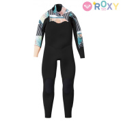 ROXY ガールズ ウェットスーツ フルスーツ GIRL 3/2 POPSURF BZ FULLSUIT TWT191901 ロキシー 子供用 サーフィン