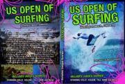THE US OPEN OF SURFING 2011(ザユーエスオープンオブサーフィング2011)ウエイブポイント付きで編集した 最新作!/サーフィンDVD