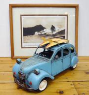 ブリキのおもちゃ「レトロキャリアカー27182」