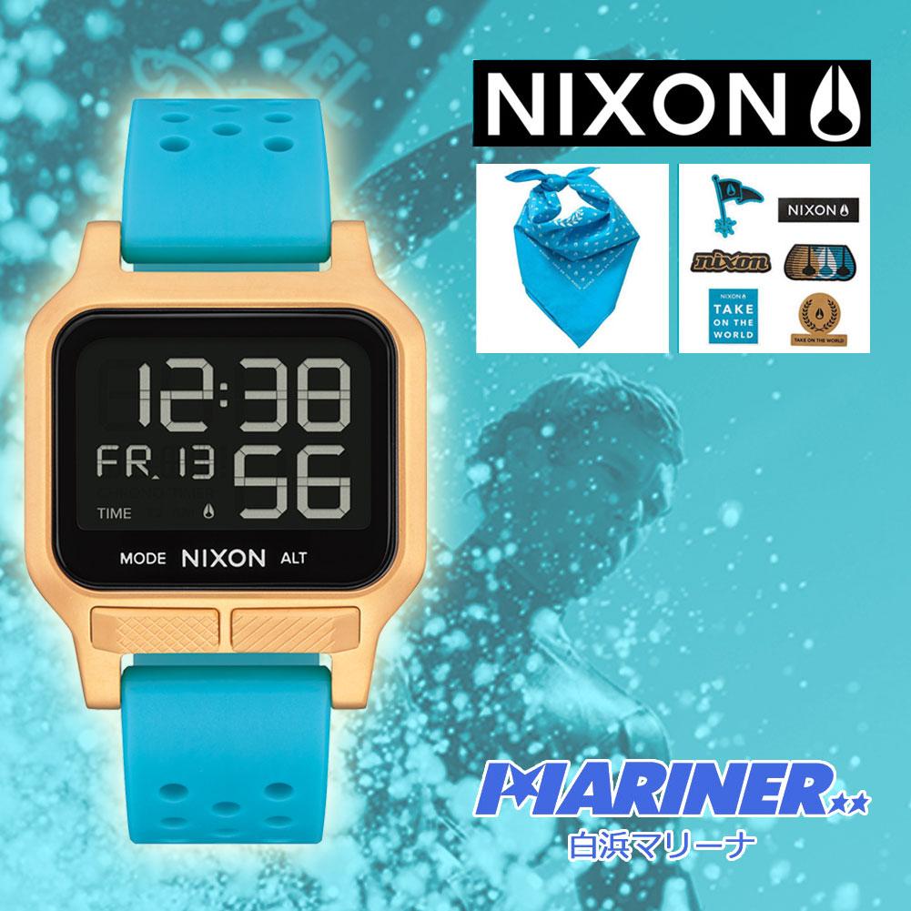 NIXON THE HEAT ニクソン ヒート チームエディション 腕時計