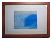 HOLY BLUE ホーリーブルー絵画 「ちゅうぶ」 堀内朗絵画