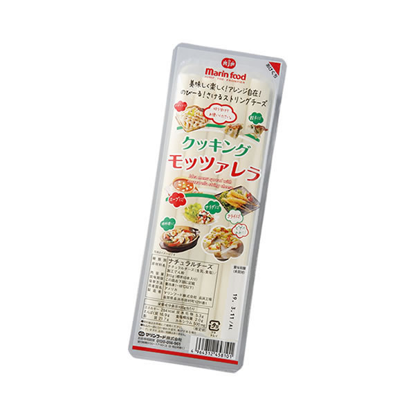 【クッキングモッツァレラ 10本入】