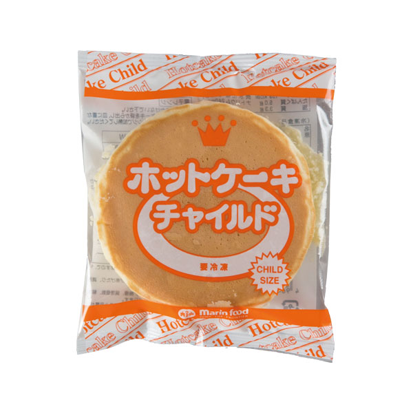 【ホットケーキチャイルド 1食】