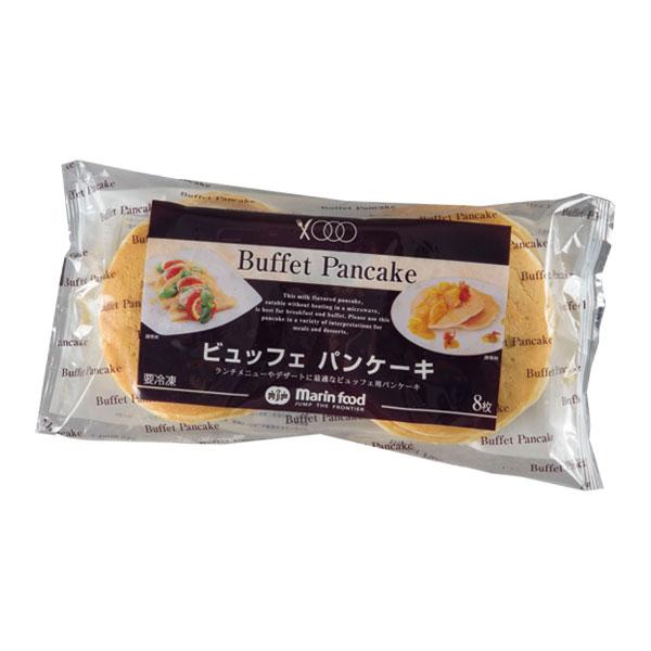 【ビュッフェパンケーキ】