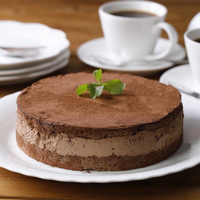 【限定100個】【ガナッシュチョコレートケーキ】