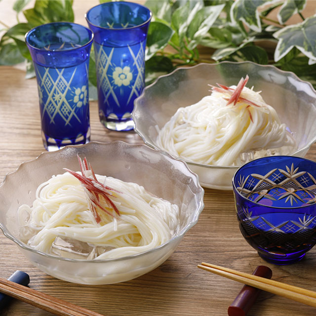【小豆島手延素麺(寒製)】