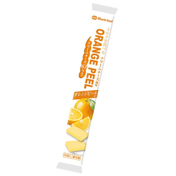 【ミルクを食べる クリームチーズ風味 オレンジピール入り ベビータイプ】