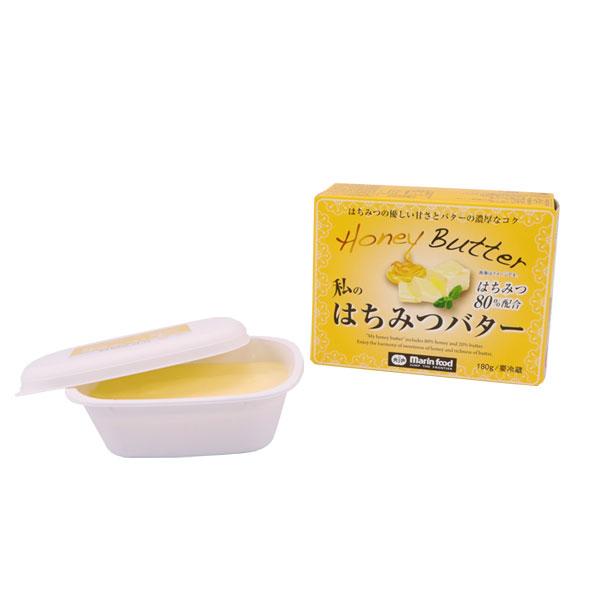 【私のはちみつバター 180g】