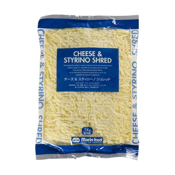 【チーズ&スティリーノシュレッド 1kg】