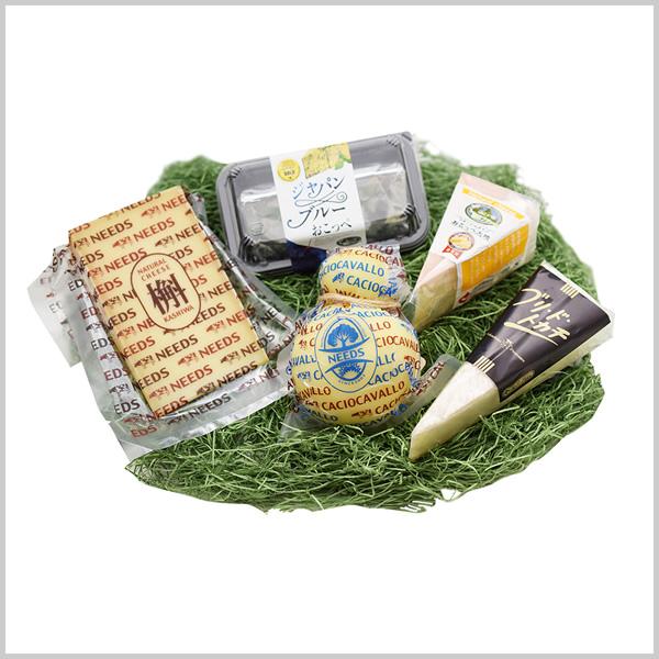 北海道厳選チーズ5種 【12月上旬発送】