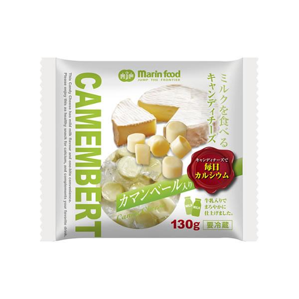 【ミルクを食べる キャンディチーズ カマンベール】