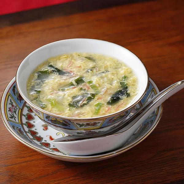 【賞味期限2020年4月11日】【玉子スープ 40食】