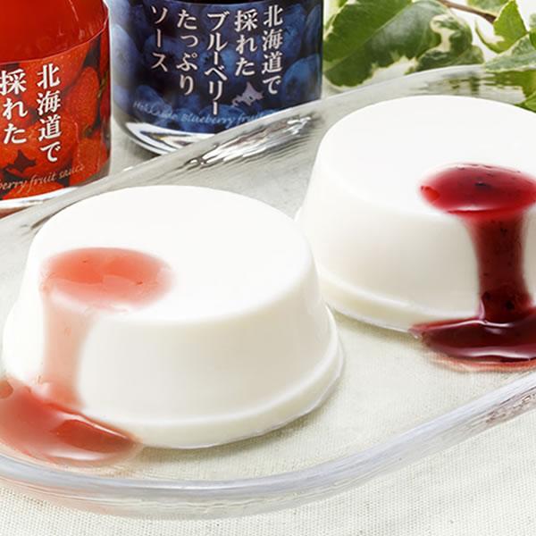【北海道レアチーズケーキ】