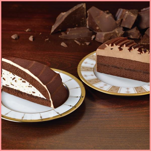ショコラケーキ2種セット