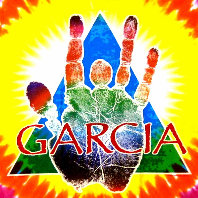GARCIA HAND PRINT TD T