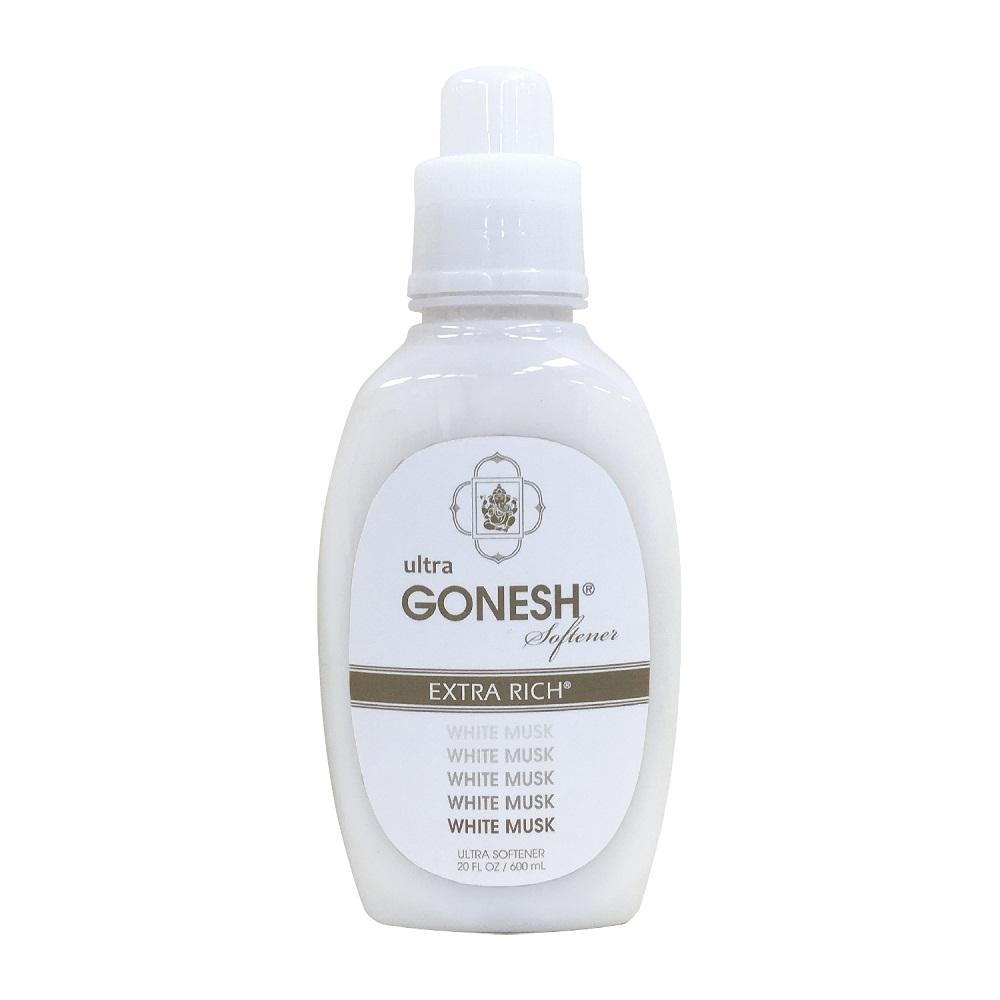 GONESH ULTRA SOFTENER WHITE MUSK