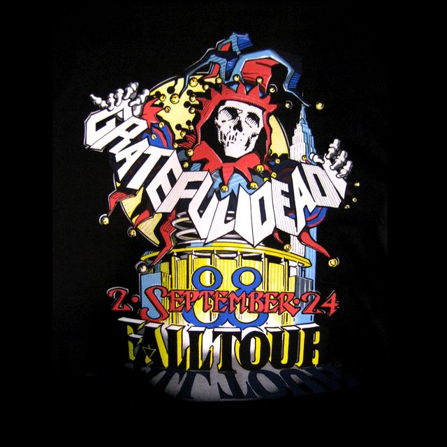 JACK IN THE BOX MSG '88 T