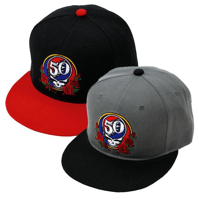GD 50TH LOGO BASEBALL CAP