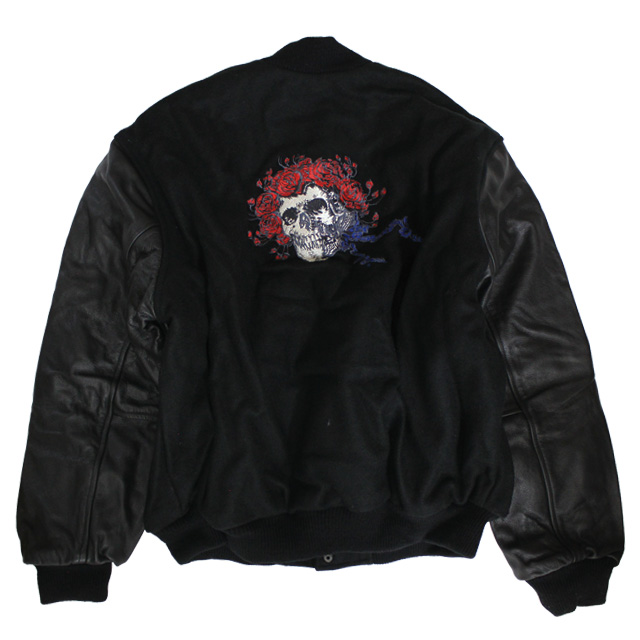 GRATEFUL DEAD FOREVER LEATHER JACKET