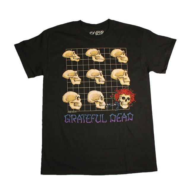 GD EVOLUTION T-SHIRT BLACK M size