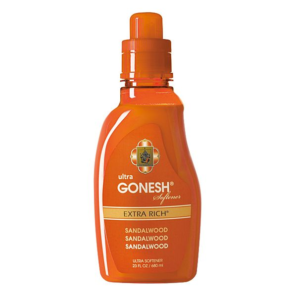 GONESH ULTRA SOFTENER SANDALWOOD