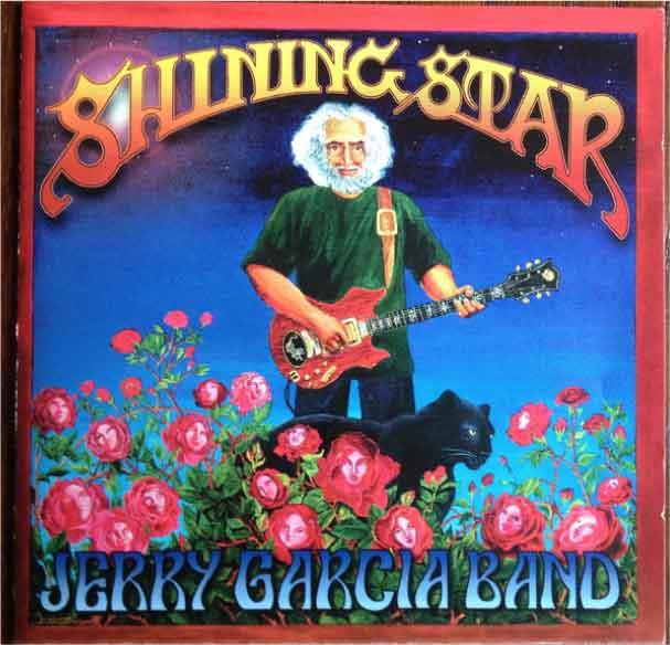 SHINING STAR シャニング スター/ ジェリー ガルシア バンド JERRY GARCIA BAND