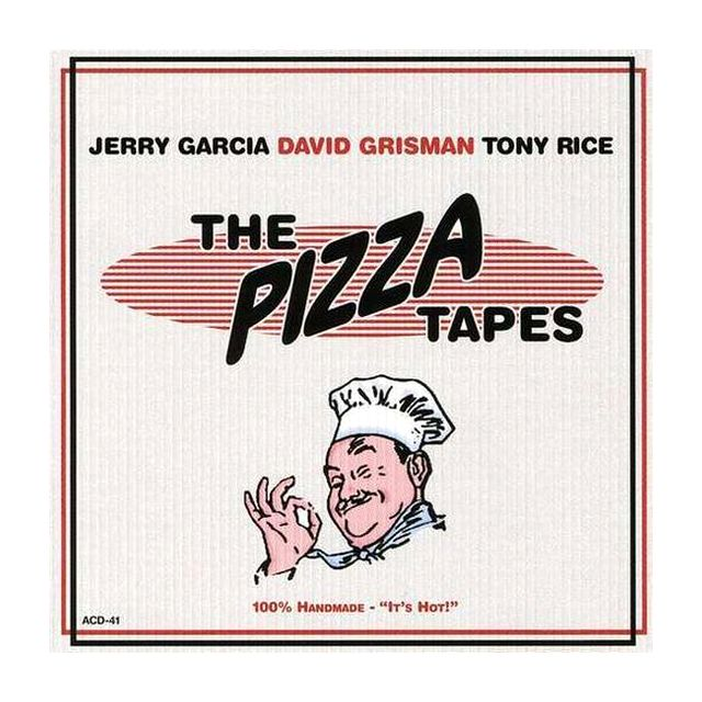 THE PIZZA TAPES CD