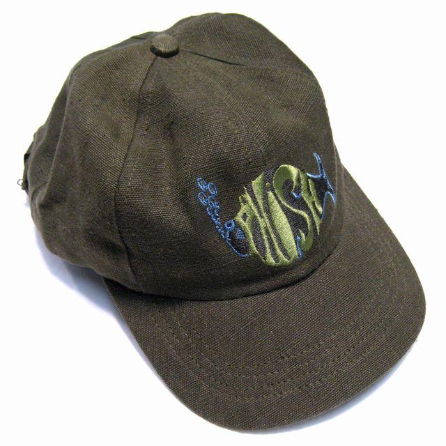 PHISH OLIVE GREEN HEMP HAT