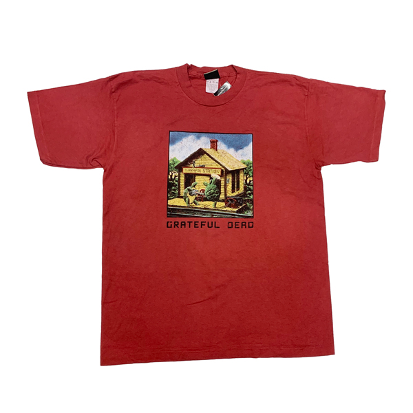 【 TERRAPIN STATION TEE (KELLEY/MOUSE) 】テラピンステーション Tシャツ