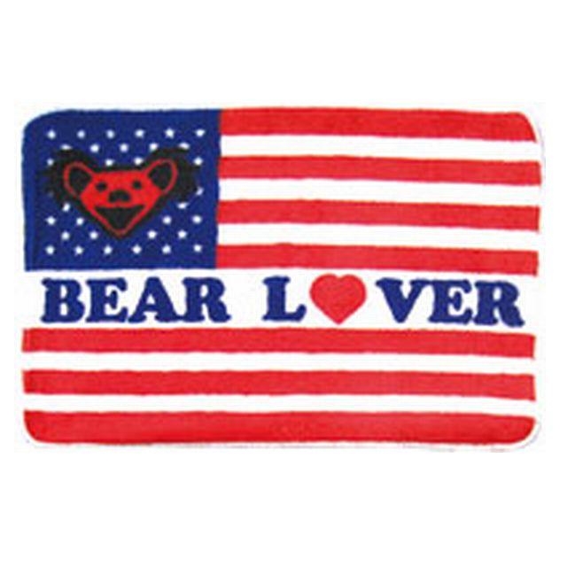 GD BEAR LOVER FLOOR RUG