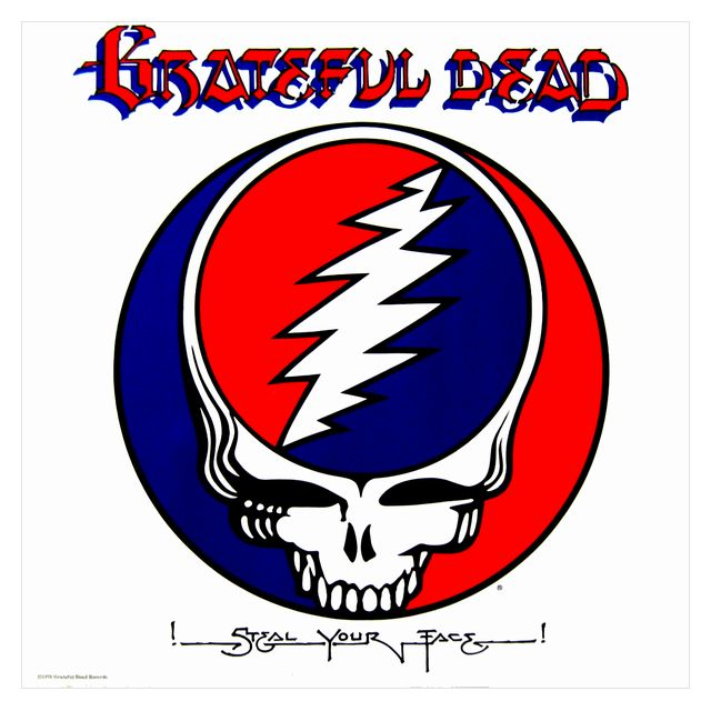 STEAL YOUR FACE RECORD