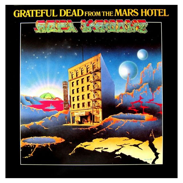 FROM THE MARS HOTEL RECORD