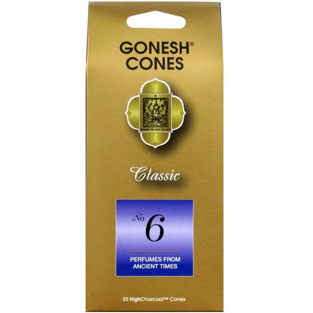 GONESH CONES NO.6